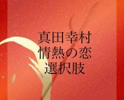 イケメン戦国 真田幸村 情熱の恋 選択肢 攻略